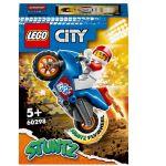 LEGO City raketni kaskaderski motor 60298