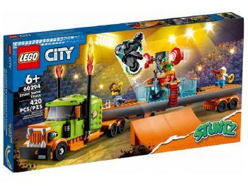 LEGO City kaskaderski tovornjak 60294