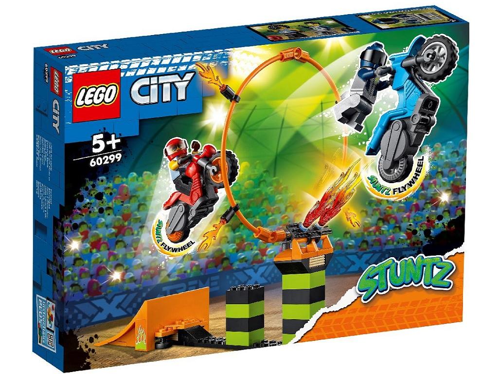 LEGO City kaskadersko tekmovanje 60299
