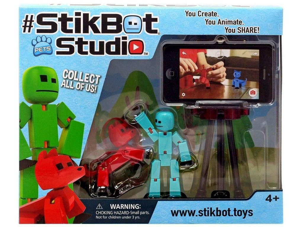 Stikbot Set za snemanje