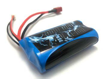 Polnilna baterija Li-Ion 7.4V 2.000mAh