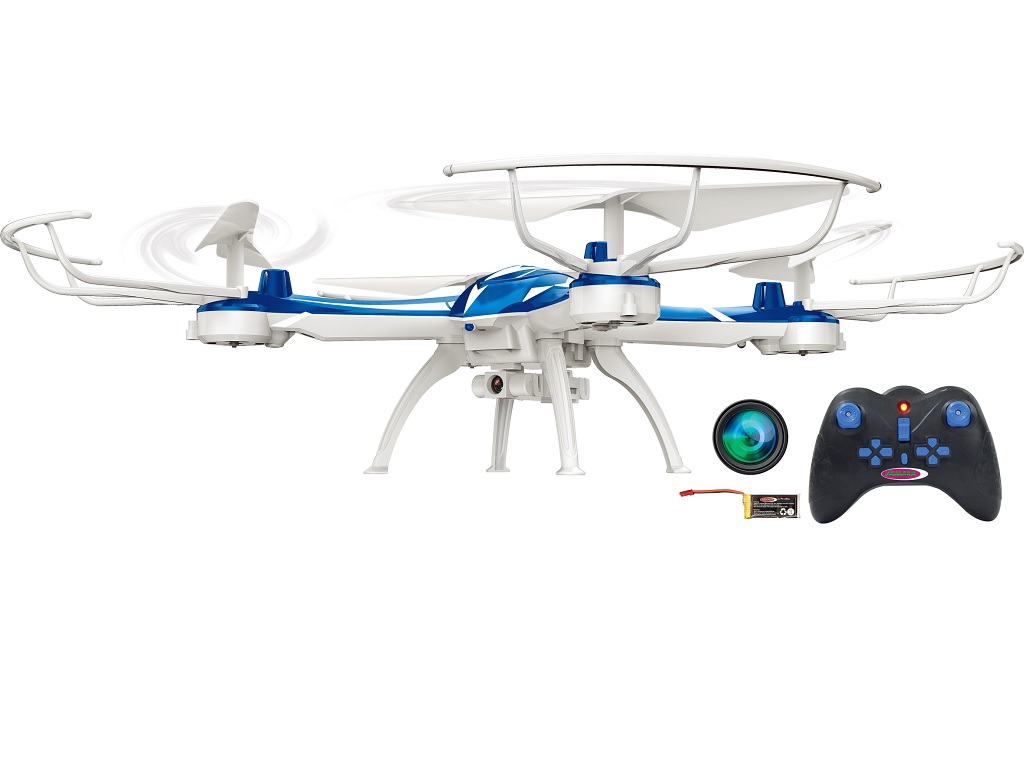 Dron CYANOS Altitude HD kamera 2.4GHz