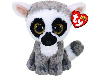 Igrače Ty Pliš Lemur 15cm