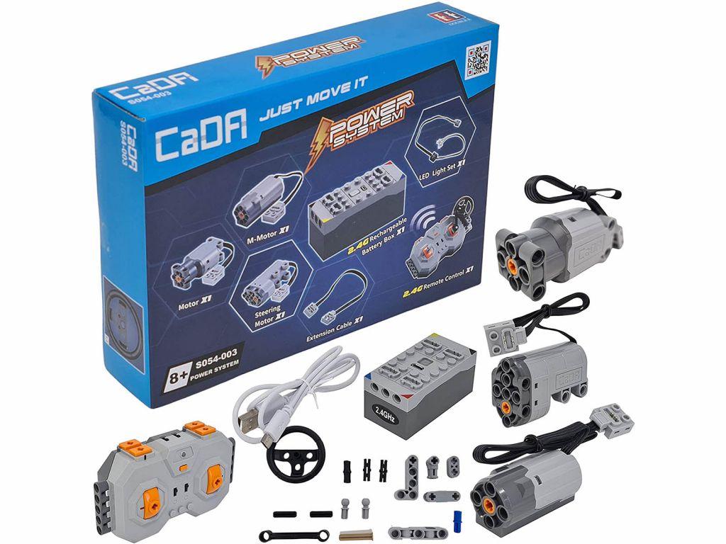 Kocke Double Eagle RC Power Functions S054-003
