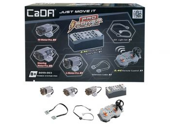 Kocke Double Eagle RC Power Functions Pro S059-003