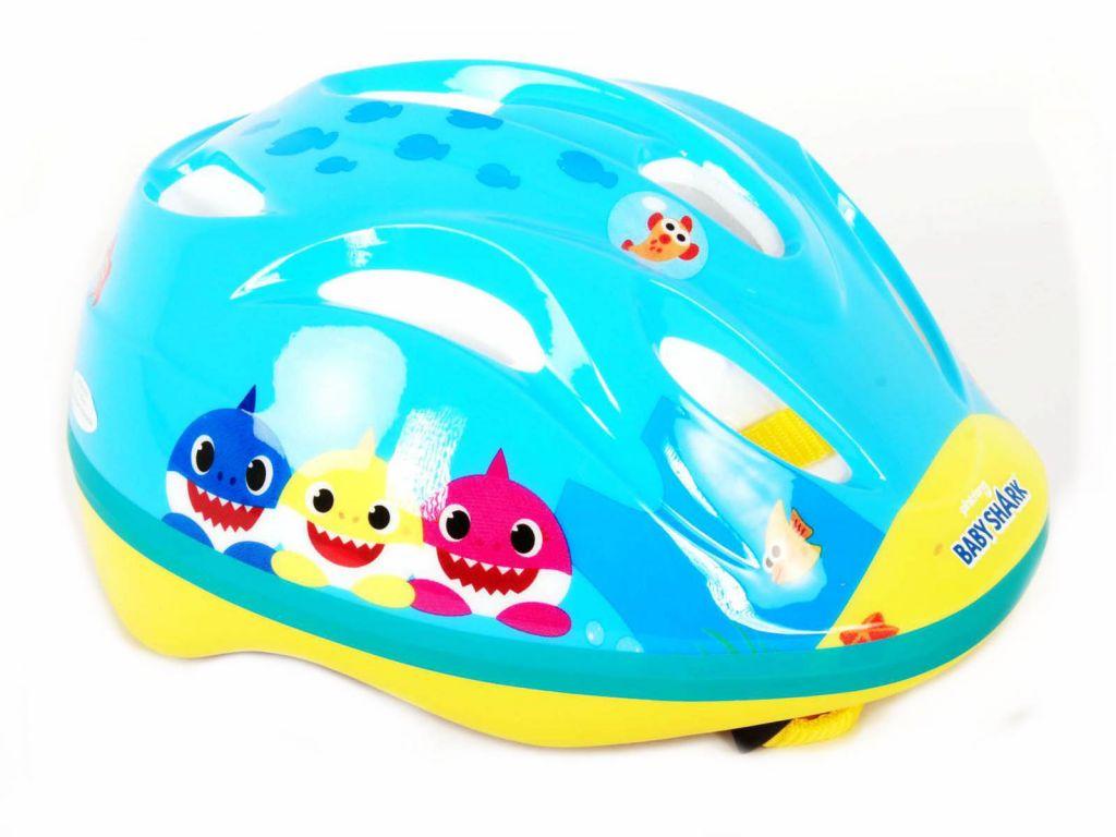 Otroška kolesarska čelada Baby Shark