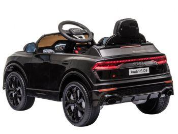 Otroški avto na akumulator Audi RS Q8 črn