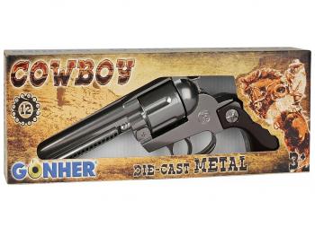 Otroški kavbojski revolver Gonher 121/0