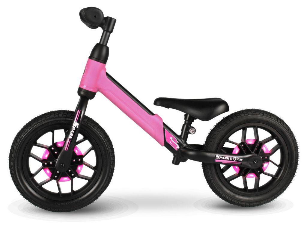 Otroški poganjalec Qplay Spark Pink 1025