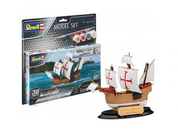 Revell Model Set Santa Maria 05660