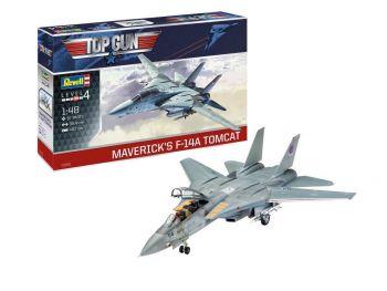 Revell maketa Mavericks F-14 Tomcat 03865