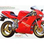 Tamiya maketa Ducati 916 Desmo 1993
