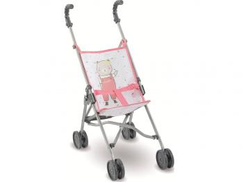Voziček Corolle roza 36-42 cm